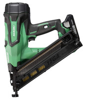 HiKoki NT1865DMA/JX 15 Gauge Brushless Angled Finish Nailer (2x3Ah)