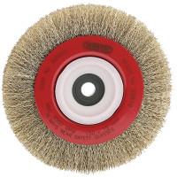 Draper 33879 150mm Crimped Wire Brush Wheel (33878)