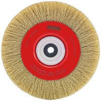 Draper 33880 200mm Crimped Wire Brush Wheel (33880)