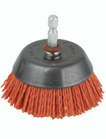 Wolfcraft 1506000 65mm Red Nylon Brush