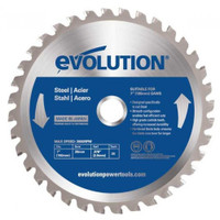 Evolution 180mm Steel Cutting Blade