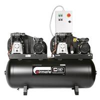 SIP B3800/270 Tandem Air Compressor