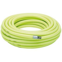 "Draper 15.2M 1/4"" BSP 8MM Bore High-Vis Air Line Hose"