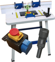 Charnwood W014P Floorstanding Router Table Package Deal (W014P)