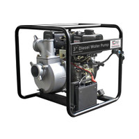 "SIP 3.0"" Diesel Driven Water Pump (Electric)"