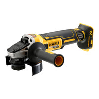 Dewalt DCG405N 18V Brushless Li-Ion Grinder - Bare Unit (DCG405N)