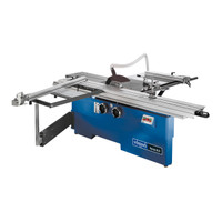 Scheppach FORSA 8.0-P3 2600mm Panel Saw with Telescopic Arm, Width Extension and Clamp