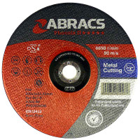 Abracs 115mm Metal Cutting Disc