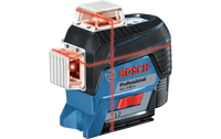 Bosch GLL 3-80 C Professional Line Laser With Universal Holder in L-Boxx