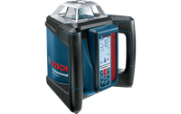 Bosch GRL 500 HV Professional Rotation Laser With Receiver Bracket And Tripod