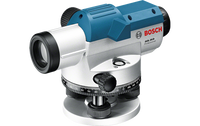 Bosch GOL 20 D Professional Optical Level With Tripod