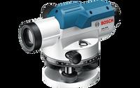 Bosch GOL 26 D Professional Optical Level With Tripod