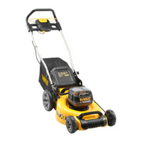 DeWalt DCMW564RN 18v 48cm Brushless Lawnmower (Body Only)