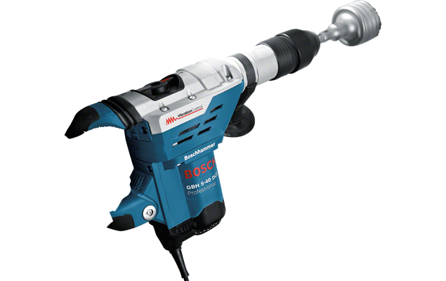 bosch gbh 5 40 dce sds max professional rotary hammer. Black Bedroom Furniture Sets. Home Design Ideas
