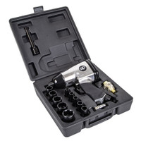 "SIP 1/2"" 17 Piece Impact Wrench Kit"