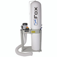 FOX 1HP DUST EXTRACTOR