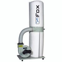 FOX 2HP DUST EXTRACTOR