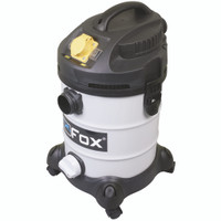 FOX 110V WET & DRY VACUUM EXTRACTOR
