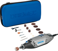 Dremel 3000 Series Multitool with 15 Accessories (3000-15)