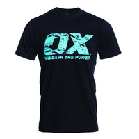 Ox Crew Neck T-Shirt