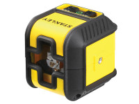 Stanley Cubix™ Cross Line Laser Level (Green Beam)