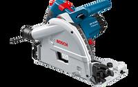Bosch GKT 55 GCE Professional Plunge Saw Complete (2 x Rails + Bar)