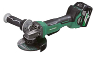 "HiKoki G3613DB Multi Volt (36V) 125mm(5"") Cordless Disc Grinder (2 x 2.5Ah)"