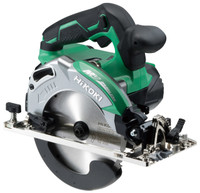HiKoki C3606DA Multi Volt 165mm Cordless Circular Saw Body Only