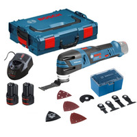 Bosch GOP 12 V-28 12 Brushless 12V Multi Cutter With Accessories