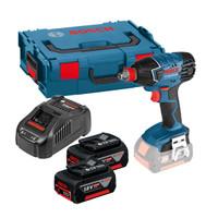 Bosch GDX 18 V-LI 18V Impact Wrench 2 x 5Ah Batteriers