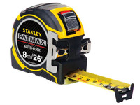 Stanley FatMax 8m(26ft) Auto Lock Short Tape