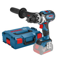 Bosch GSR 18 V-85 C Brushless DYNAMICseries 18V Drill Driver Body Only L-BOXX