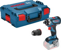 Bosch GSR 18 V-60 FCC 18V Drill Driver Body Only L-BOXX