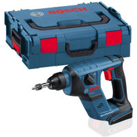 Bosch GBH 18 V-LI CP 18V SDS-Plus Hammer Drill Body Only L-BOXX