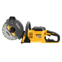 Dewalt 54V XR FLEXVOLT 230mm Cut Off Saw - Bare Unit
