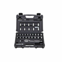 "Stanley 40 Piece Socket Set (1/4"" & 3/8"")"