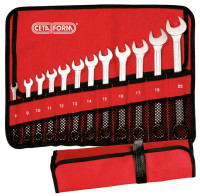 CETAFORM 21PC COMBINATION SPANNER SET