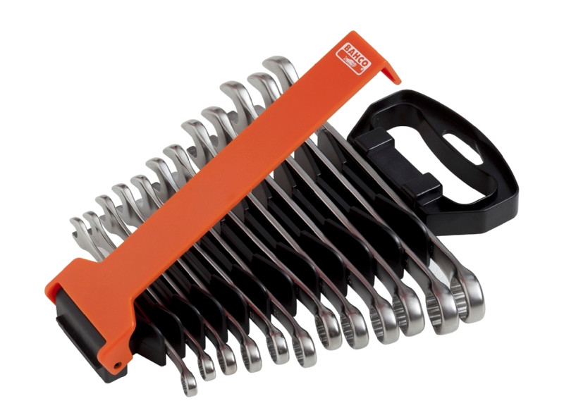 Bahco 12Pc Combination Wrench Set
