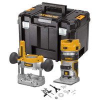 Dewalt DCW604NT-XJ Brushless 18V Li-Ion Cordless Router (Body Only)