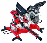 Einhell TC-SM2131 240 V Double Bevel Crosscut Mitre Saw with Laser (230v)