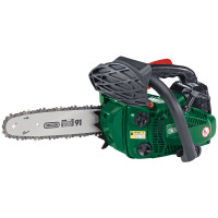 "Draper 25.4cc 10"" Petrol Top Handle Chainsaw"