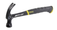 Stanley FatMax 560g(20oz) Curved Claw Antivibe Hammer