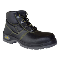 Safety Work Boot with Steel Toe Cap