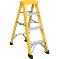 Draper Fibreglass Stepladder 3 Step (90409)
