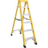 Draper 5 Step Fibreglass Stepladder 5 Step (90417)