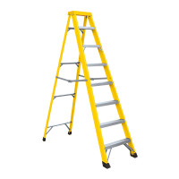 Draper Stepladder Fibreglass 7 Step (90420)