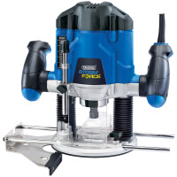 "Draper Stormforce 1/4"" Router (1200W) ( 83612)"