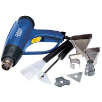 Draper Variable Hot Air Gun (2000W) (14428)