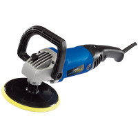 Draper Stormforce 1200W 230V 180mm Angle Polisher (83655)
