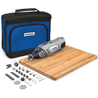 Dremel 8100 7.2v Cordless Rotary Multi Tool Outdoor Kit